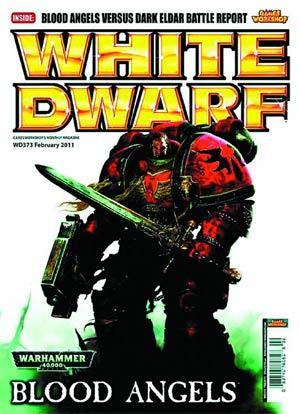 White Dwarf #400