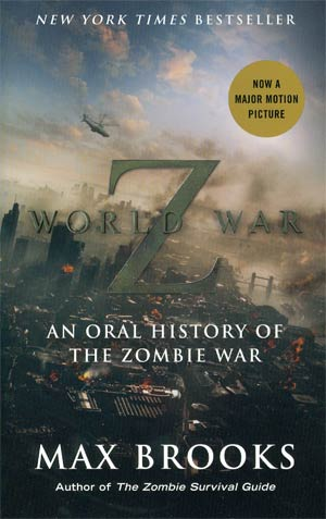 World War Z TP Movie Tie-In Edition
