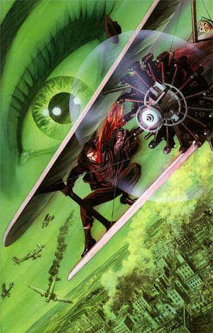 Shadow Vol 5 #9 Incentive Alex Ross Virgin Cover
