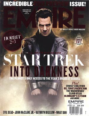 Empire UK #284 Feb 2013