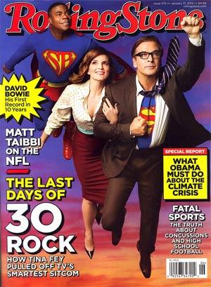 Rolling Stone #1175 Jan 31 2013