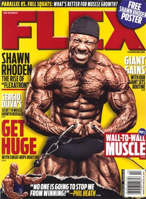 Flex Magazine Vol 30 #2 Feb 2013