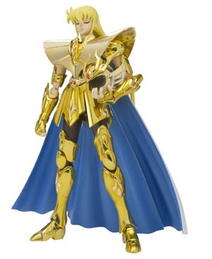 Saint Seiya Saint Cloth Myth EX - Virgo Shaka Action Figure