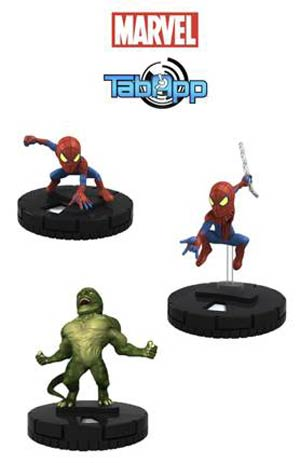 Marvel HeroClix Amazing Spider-Man TabApp Pack