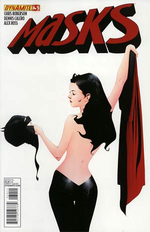 Masks #3 Regular Jae Lee Cover