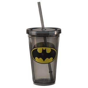 Batman 18-Ounce Acrylic Travel Cup