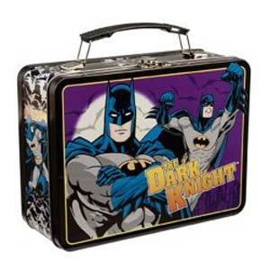 Batman Large Tin Tote