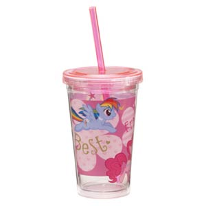 My Little Pony 12-Ounce Acrylic Travel Cup