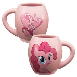 My Little Pony 18-Ounce Ceramic Oval Mug