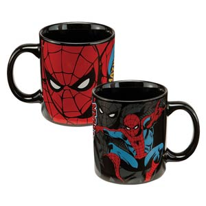 Spider-Man 12-Ounce Ceramic Mug
