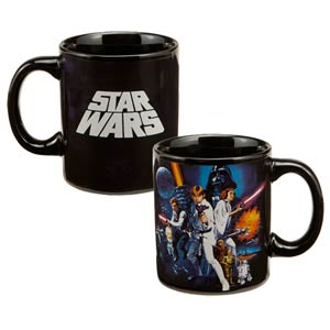 Star Wars A New Hope 12-Ounce Ceramic Mug