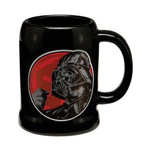 Star Wars Darth Vader 20-Ounce Ceramic Stein