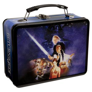 Star Wars Return Of The Jedi Large Tin Tote