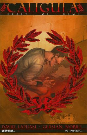 Caligula Heart Of Rome #3 Incentive Imperial Cvr