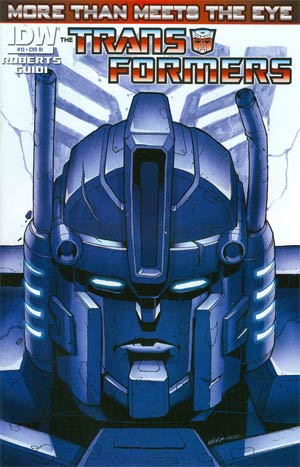 Transformers More Than Meets The Eye #13 Incentive Marcelo Matere Variant Cover