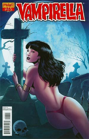 Vampirella Vol 4 #26 Incentive Risque Variant Cover