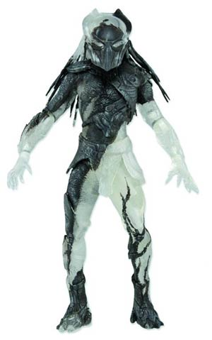 Predators Series 7 Camo Cloaked Falconer Predator 7-Inch Action Figure