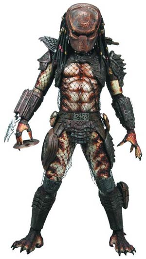 Predators Series 7 Masked City Hunter Predator 7-Inch Action Figure