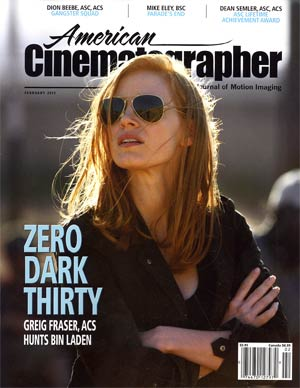 American Cinematographer Vol 94 #2 Feb 2013