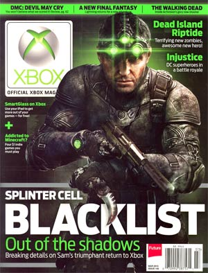 Official XBox Magazine #146 Mar 2013