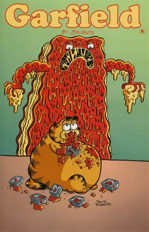 Garfield #10 Incentive Dave DeGrand Variant Cover