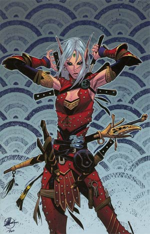Pathfinder #5 Incentive Matteo Scalera Virgin Cover