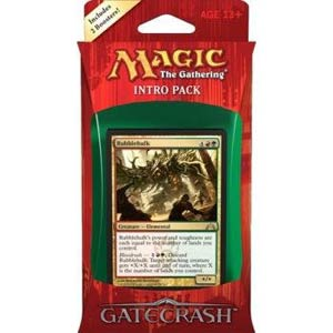 Magic The Gathering Gatecrash Intro Deck - Gruul Goliaths