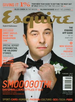 Esquire UK Feb 2013