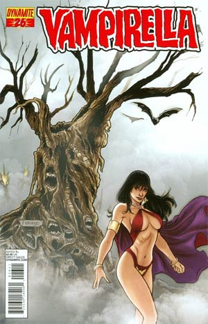 Vampirella Vol 4 #26 Regular Fabiano Neves Cover