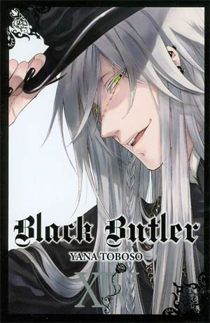 Black Butler Vol 14 GN