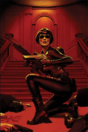 Garth Ennis Jennifer Blood #22 High-End Mike Mayhew Virgin Art Ultra-Limited Cover (only 25 copies in existence)