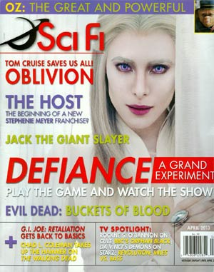 Sci-Fi Magazine Vol 19 #1 Apr 2013