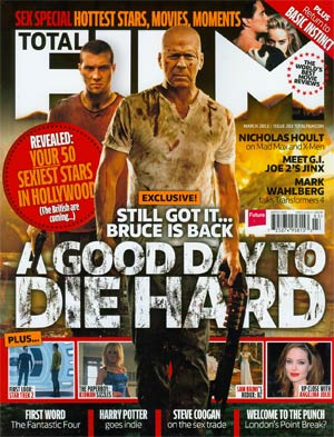Total Film UK #203 Mar 2013
