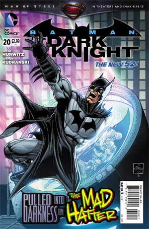 Batman The Dark Knight Vol 2 #20 Regular Ethan Van Sciver Cover