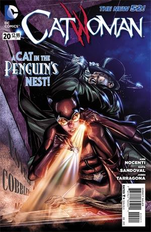 Catwoman Vol 4 #20