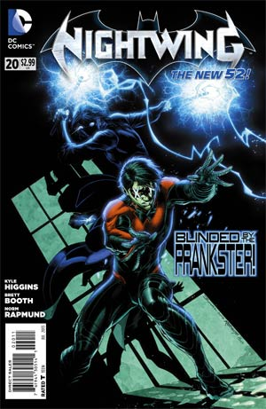 Nightwing Vol 3 #20