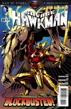 Savage Hawkman #20