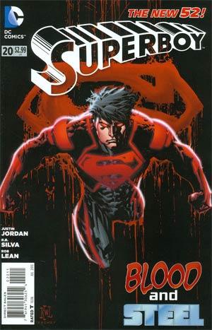 Superboy Vol 5 #20