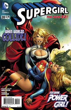 Supergirl Vol 6 #20