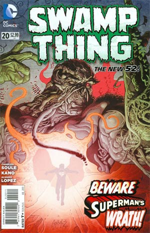 Swamp Thing Vol 5 #20