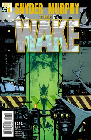 Wake #1 Regular Sean Murphy Cover