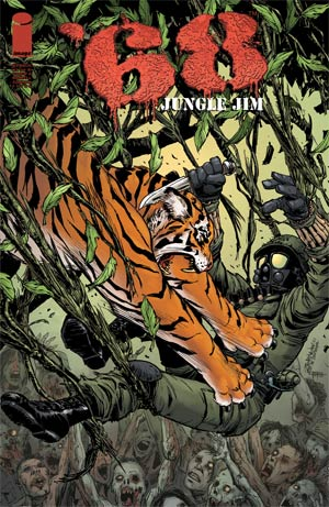 68 Jungle Jim #2 Cover A Jeff Zornow & Jay Fotos
