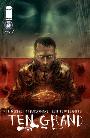 Ten Grand #1 Cover A Ben Templesmith