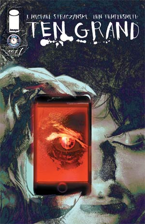 Ten Grand #1 Cover B Bill Sienkiewicz