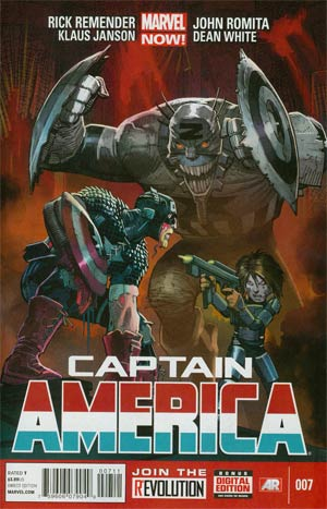 Captain America Vol 7 #7