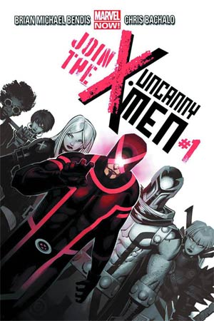 Uncanny X-Men Vol 3 #1 DF Signed By Chris Bachalo