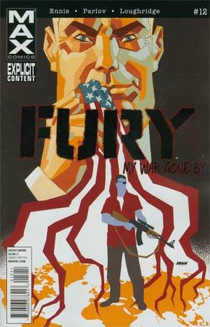 Fury MAX Vol 2 #12