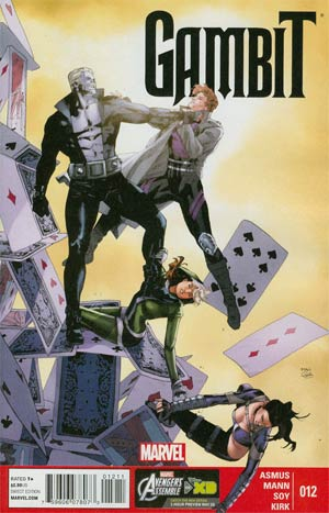Gambit Vol 5 #12