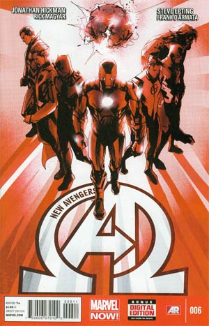 New Avengers Vol 3 #6