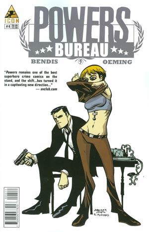 Powers Bureau #4